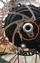 RadRover/RadMini Rear Wheel Removal & Replacement – Rad