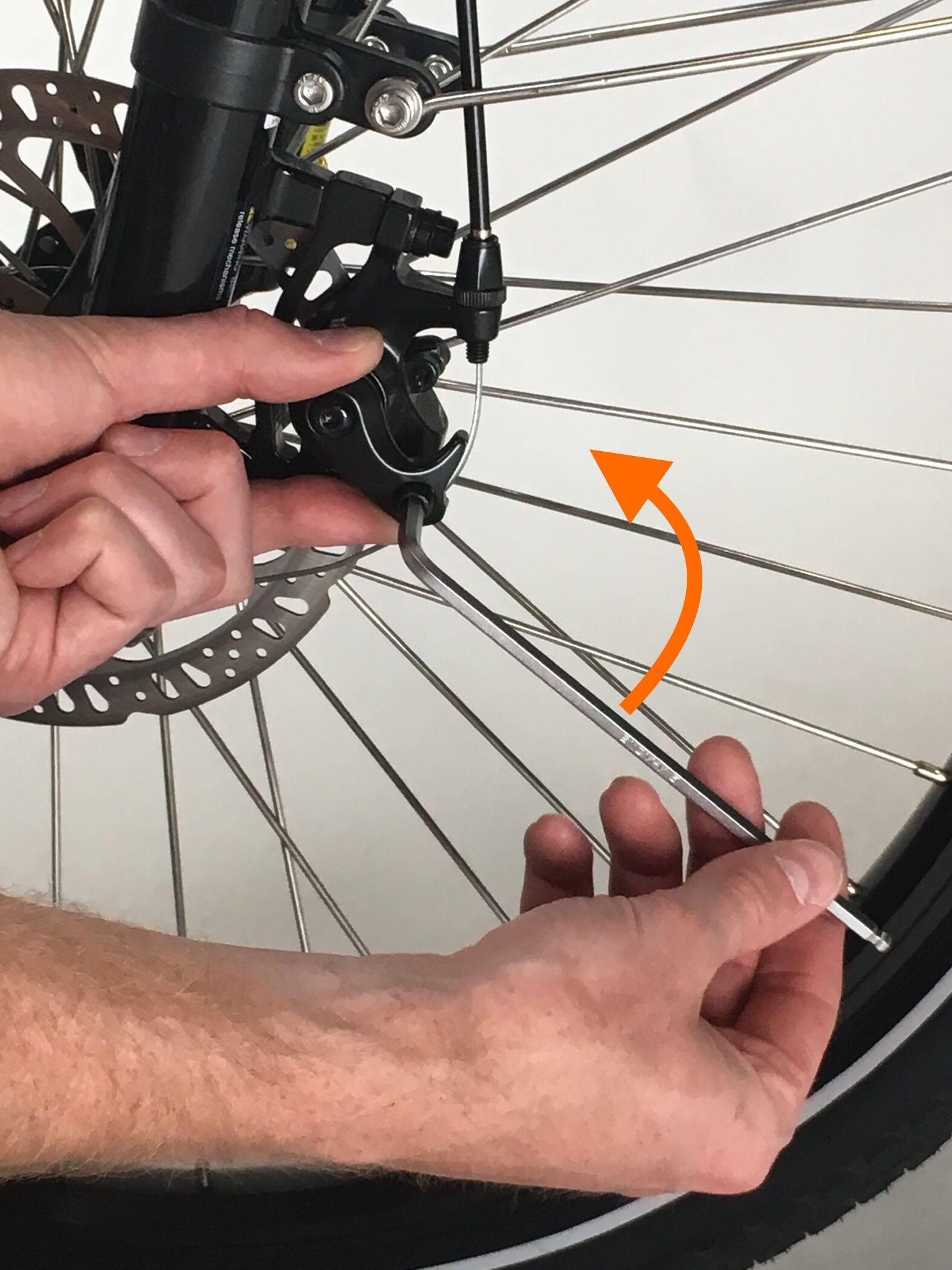 Disc Brake Adjustment – Rad Power Bikes Help Center